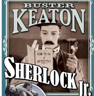 El moderno Sherlock Holmes (1924, Buster Keaton)