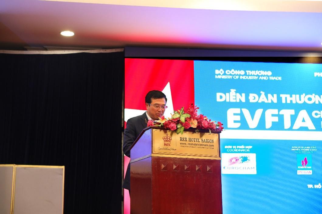 Cơ hội và thách thức đối với doanh nghiệp Việt khi EVFTA có hiệu lực