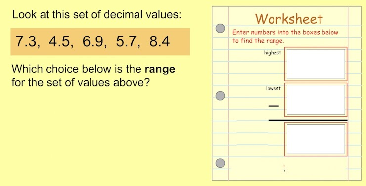 Create worksheet like the one shown to help you solve these problems.
