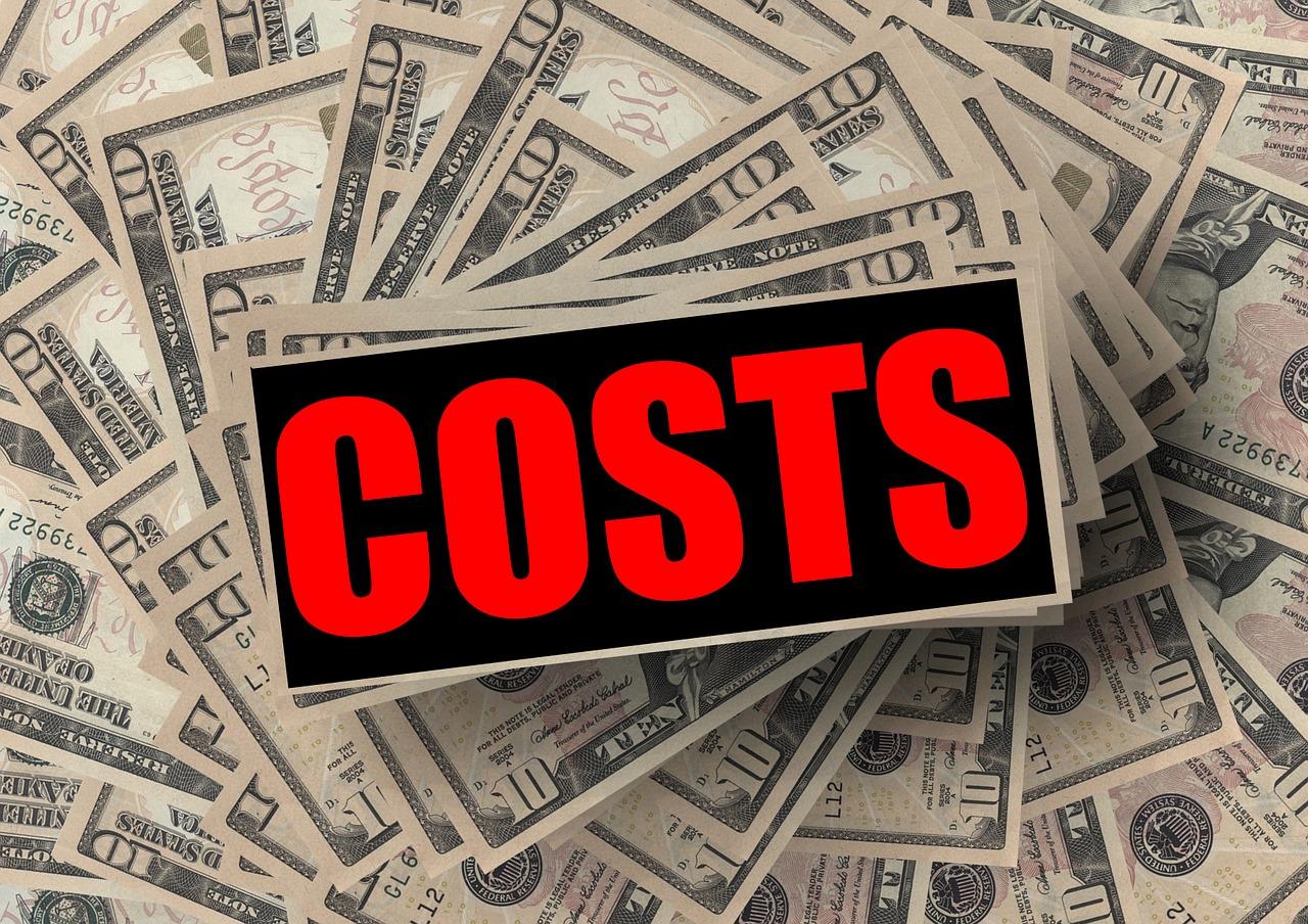 Cost Dollar Finance - Free image on Pixabay