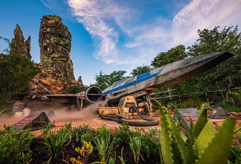 Disney creó 15.500 empleos a través de las atracciones de Star Wars 3