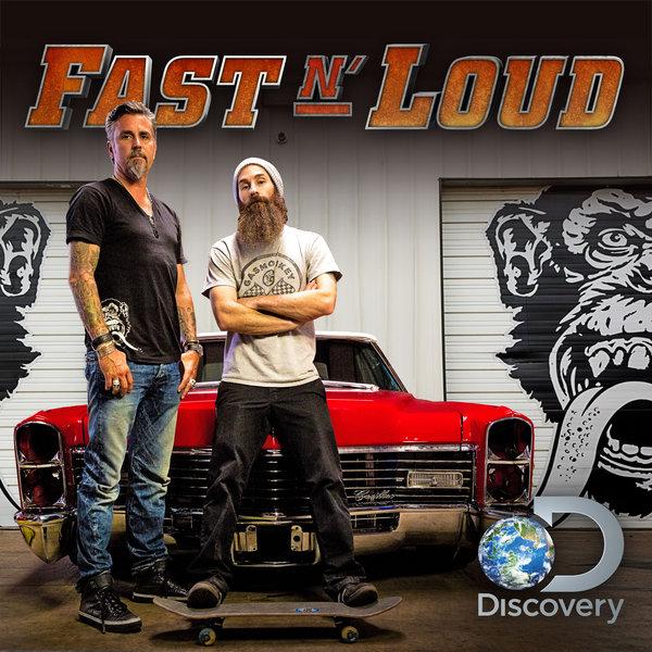 fast n loud hosts
