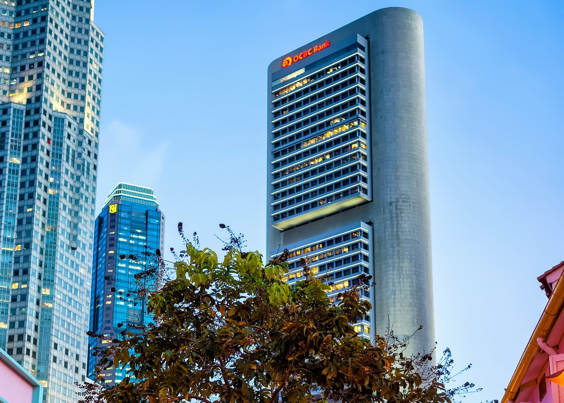 OCBC is among the leading financial companies in Singapore