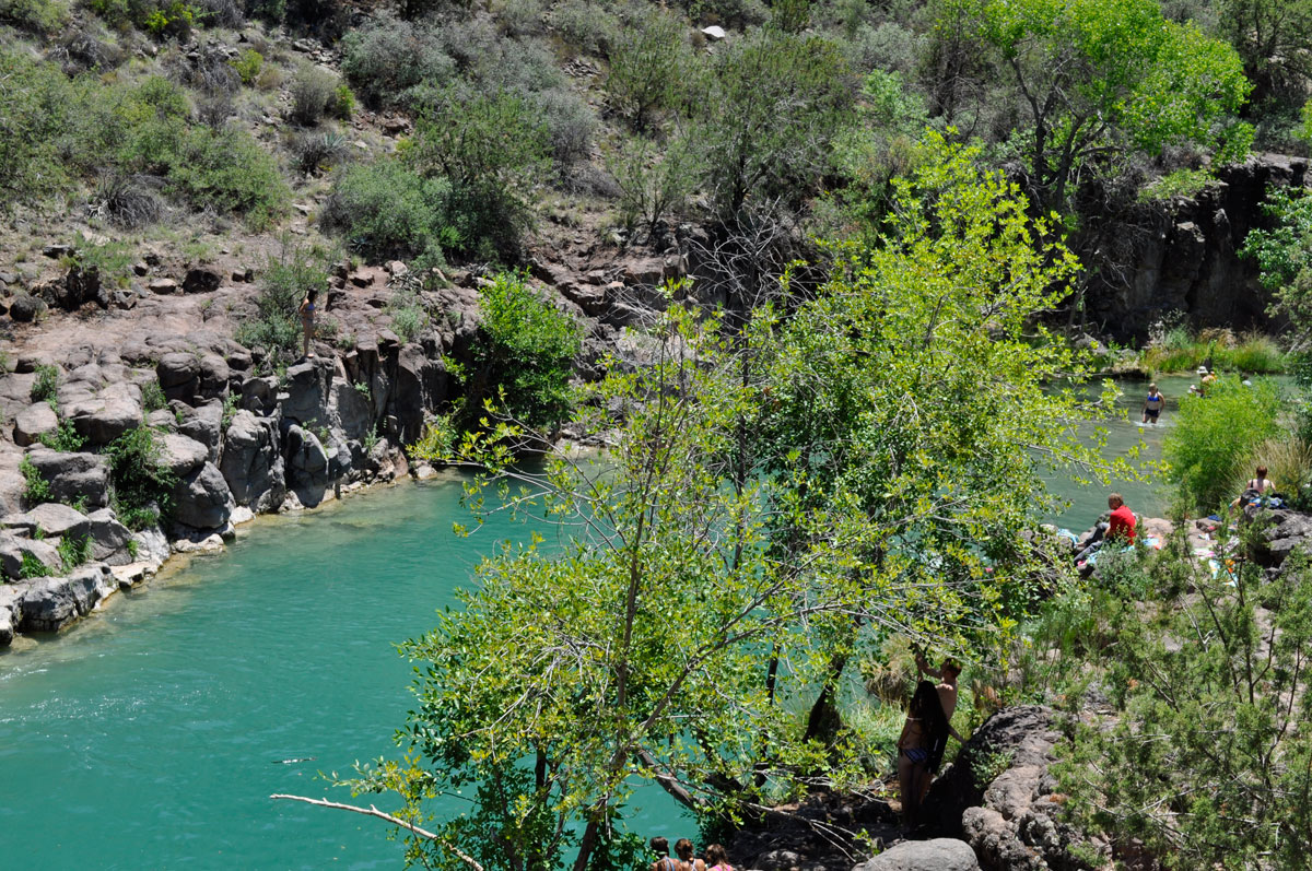 "Fossil Creek- a ""Jewel in the Desert"""