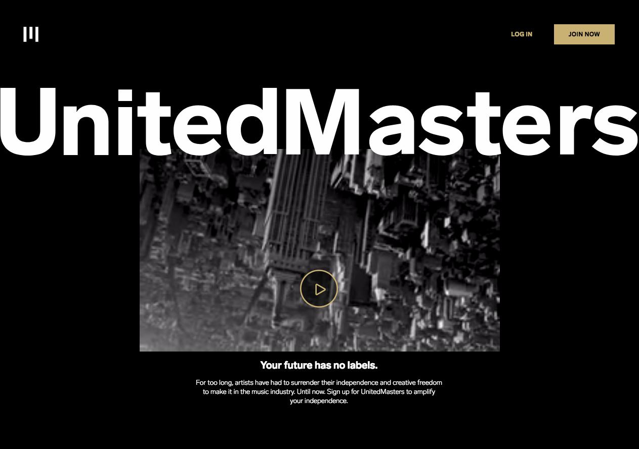 UnitedMasters, artist services