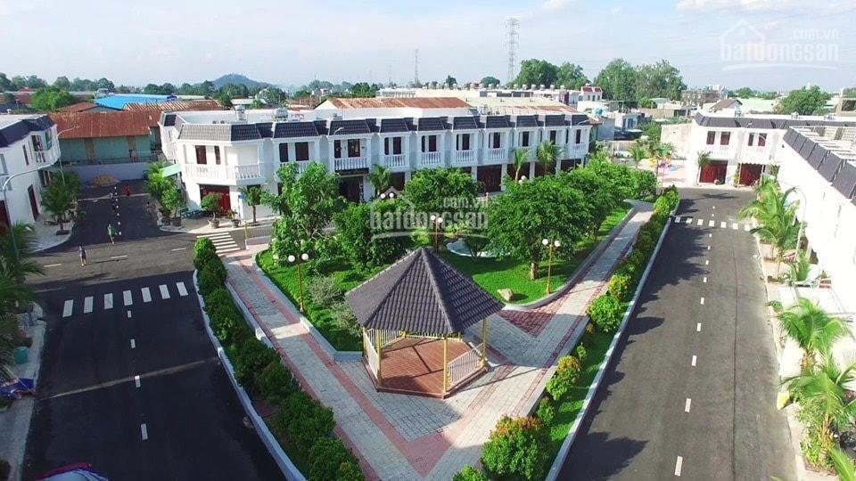 Bán nhà phố thuộc dự án Champaca Garden - Đông Hòa - Dĩ An