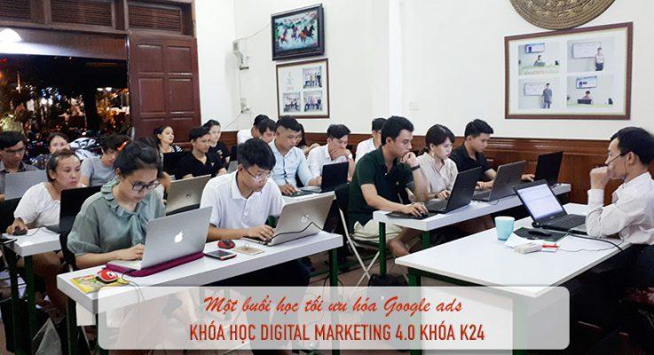 Trung tâm đào tạo Vinaenter Academy - Nơi giúp hàng nghìn học viên chinh phục Digital Marketing 4.0