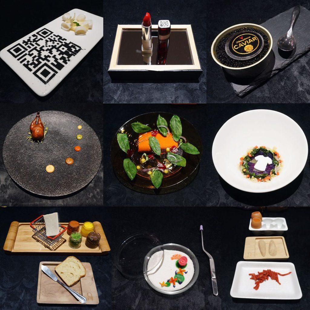 Namaaz Dining foods