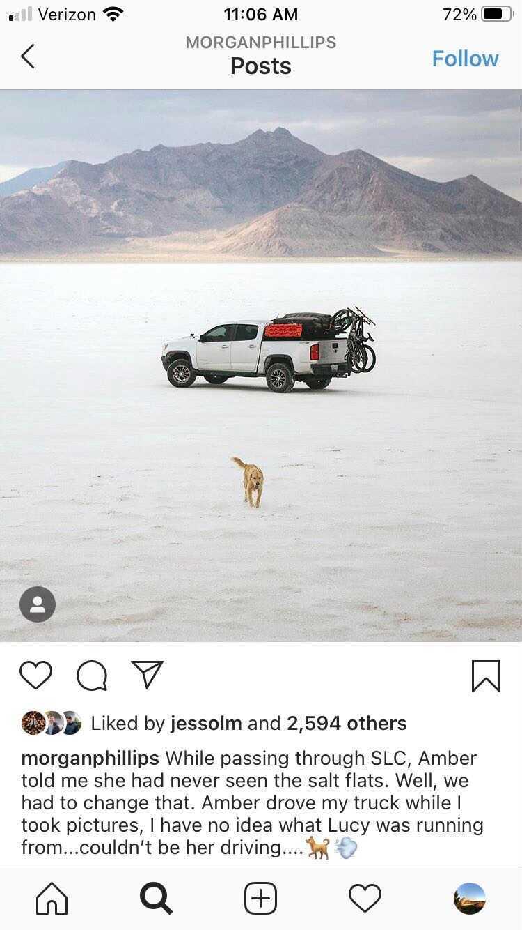 travel Instagram morganphillips