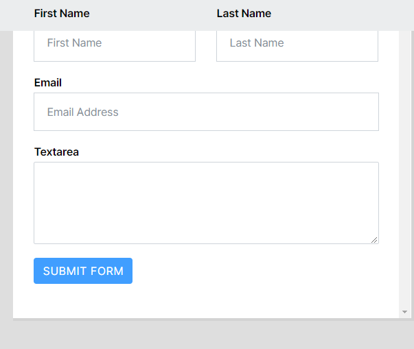 conditional forms
