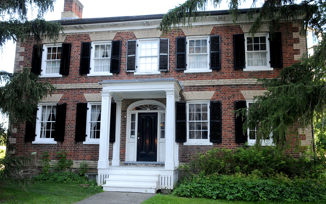 Most Iconic Houses in Canada real estate homes mansions historic gibson house museum
