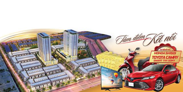 Sắp công bố dự án quy mô lớn hàng đầu khu vực - Phú Mỹ Gold City với 20,5 ha - Ảnh 2.