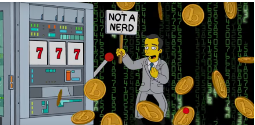 , The Simpsons explain cryptocurrencies by Jim Parsons, Forex-News, Forex-News
