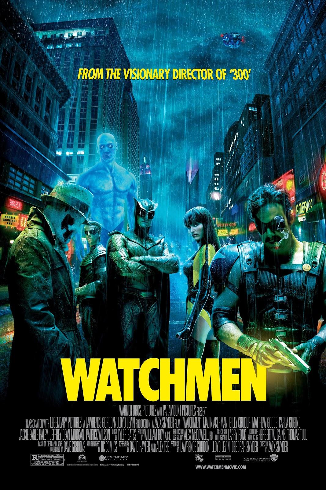 Watchmen, Director Zach Snyder