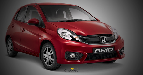 Honda อินเดียอาจเปิดตัวรถไฟฟ้าภายใต้แพลตฟอร์มจาก Brio