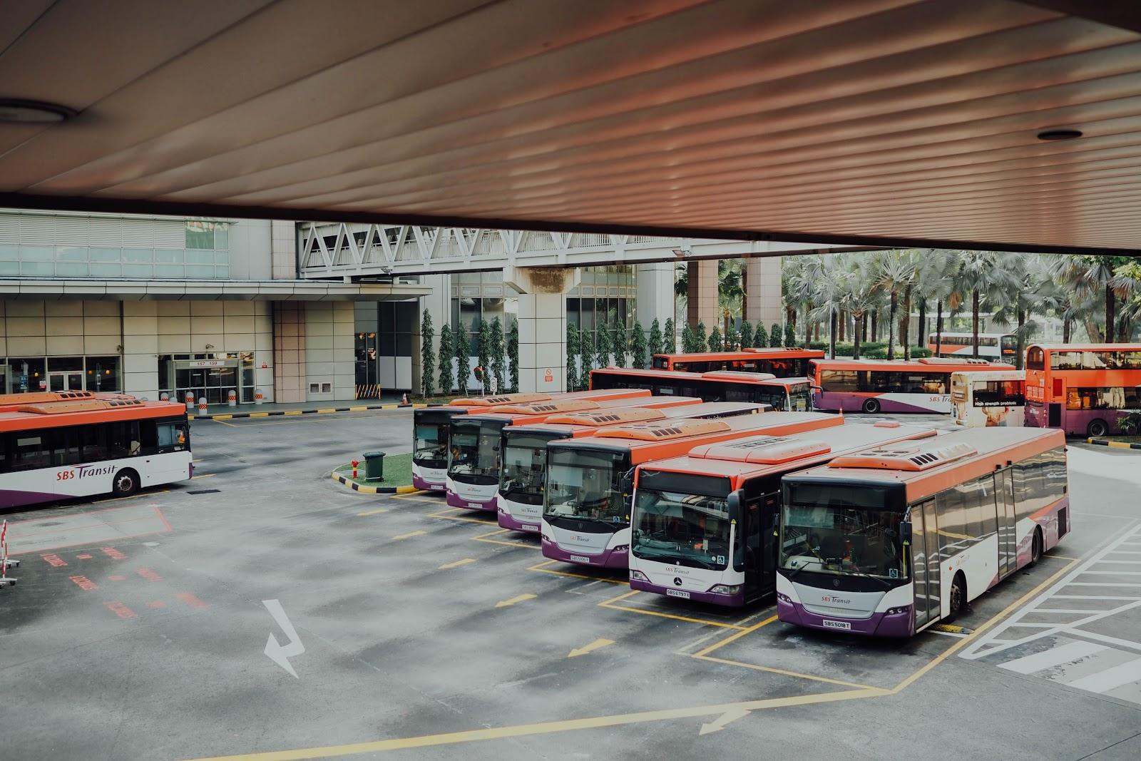 Transit company photo