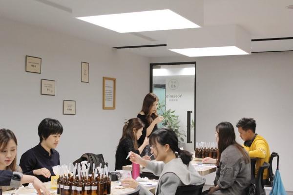 品品學堂-pinkoi活動-香水調香diy