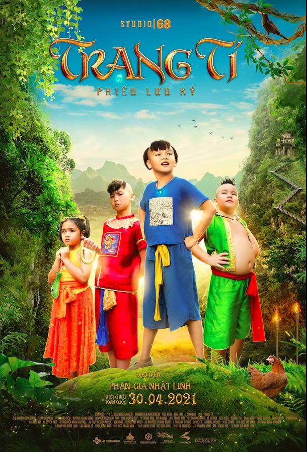 Phim 'Trạng Tí' của Ngô Thanh Vân chính thức trình làng vào dịp lễ 30.4 - ảnh 1
