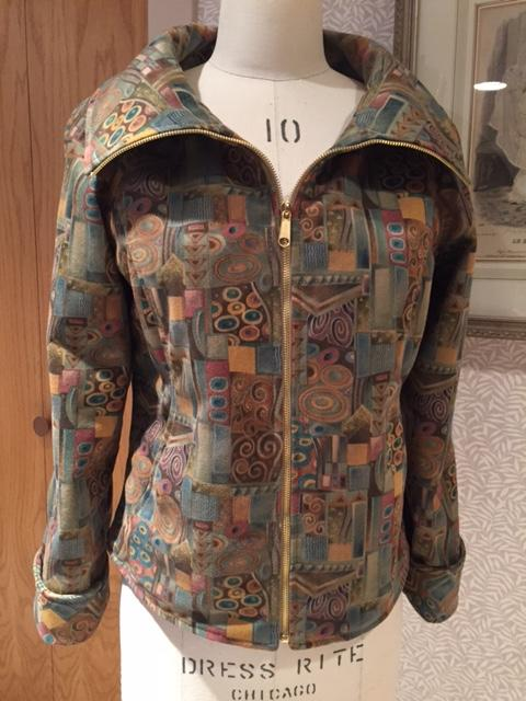 Upline Jacket Sew Along: Week 1 Fabric Choices and Pattern Prep