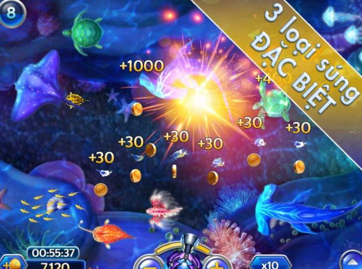 Nhà cái chơi game bắn cá đổi thưởng uy tín W88