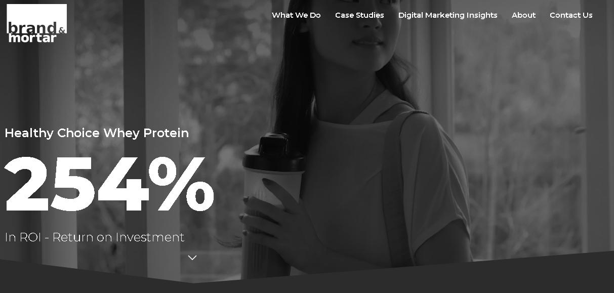 Digital marketing agencies for food & beverage industry