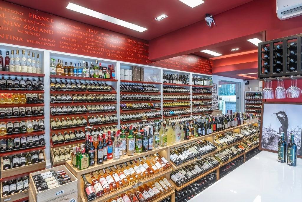 Giá rượu vang Pháp ở siêu thị