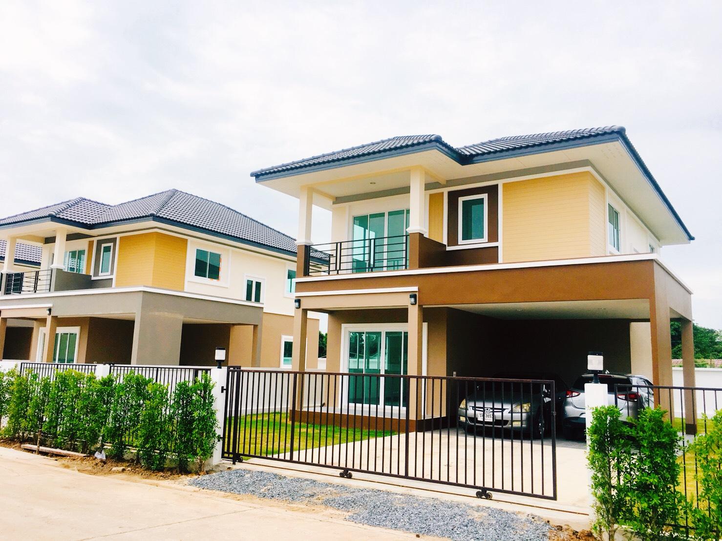 6 บ้านเดี่ยวราคาไม่เกิน 3 ล้าน สวยพร้อมอยู่ ขนาดใหญ่ |tooktee.com