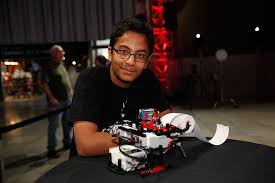 Meet the 13-Year-Old Who Invented a Low-Cost Braille Printer | Innovation |  Smithsonian Magazine