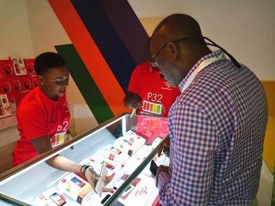 #GoogleForNigeria: iTel Mobile At Google 2018, A Photo Rssay 5