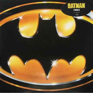 Prince - 'Batman' cover art