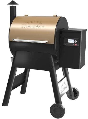Traeger TFB57GZE wood pellet grill