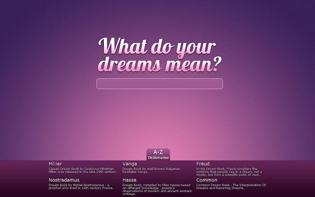 The Interpretation Of Dreams, Free Lesson Plans.