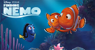 An image of Finding Nemo, the example used for the 6-stage story plot structure.