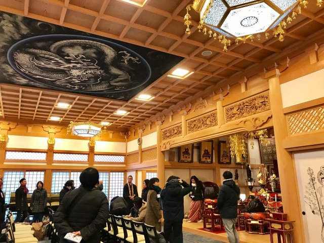 寿徳寺(埼玉)本堂