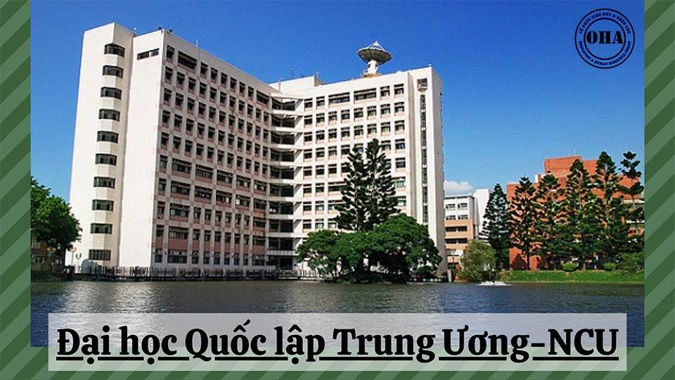 Đại học Quốc lập Trung Ương - National Central university (NCU)