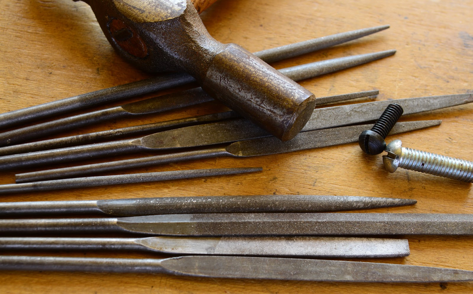 a tool kit perfect for removing screws