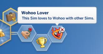 Trait mod - Woohoo lover