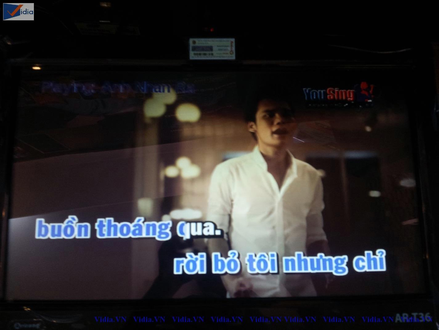 Arirang 3600 ktv sản phẩm đầu karaoke đang được yêu thích trên thị trường