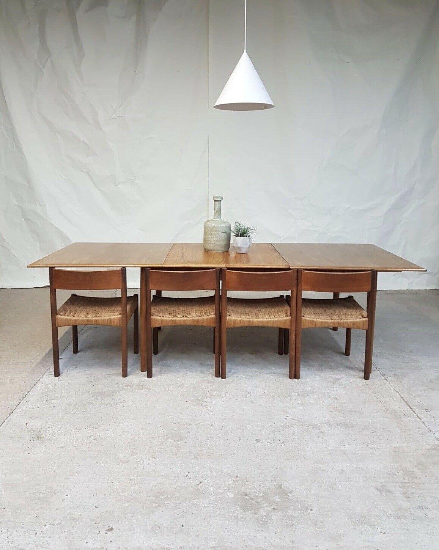 minimalist vintage dining furniture table