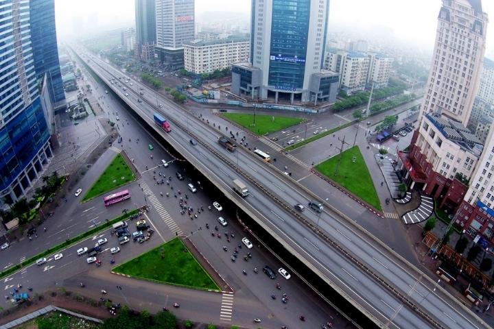 Đường đô thị được thiết kế tùy theo chức năng cụ thể