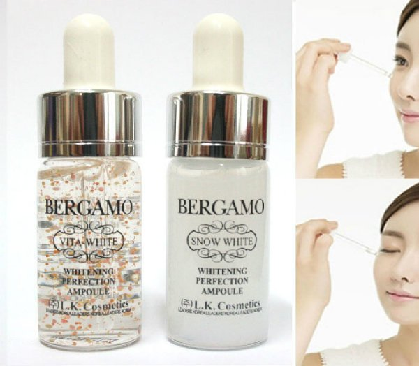 Serum Bergamo màu trắng
