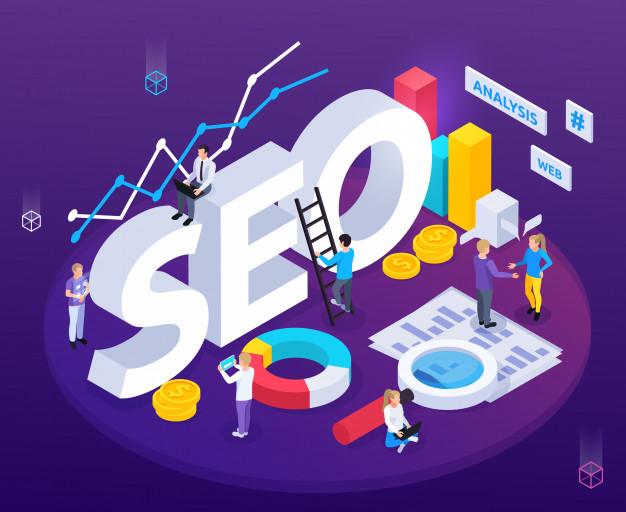 Digital Marketing - Search Engine Optimization (SEO)