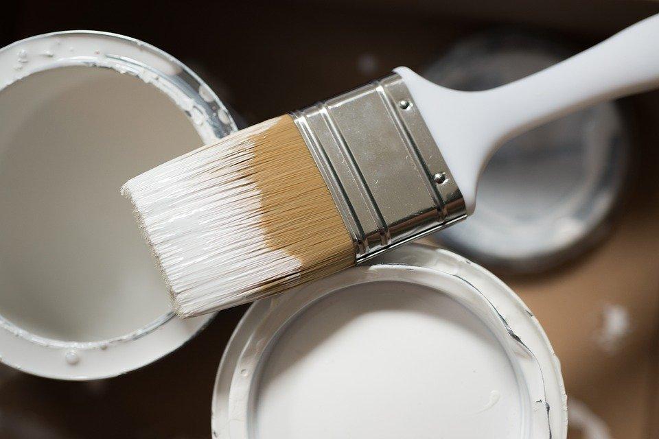 Paintbrush, Paint, Diy, Brush, Tool, Renovation