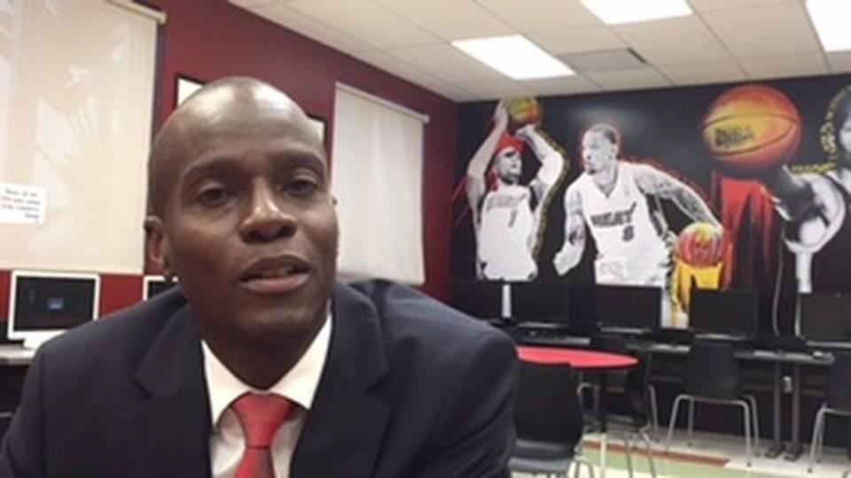 Controversial Haiti presidential candidate Jovenel Moise makes Miami stop