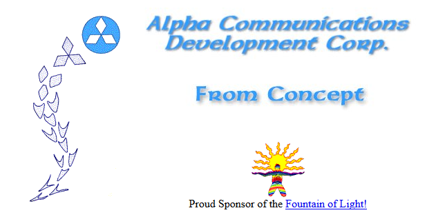 AlphaCDC.com old screenshoot.