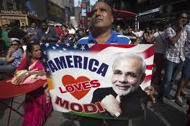 america loves modi