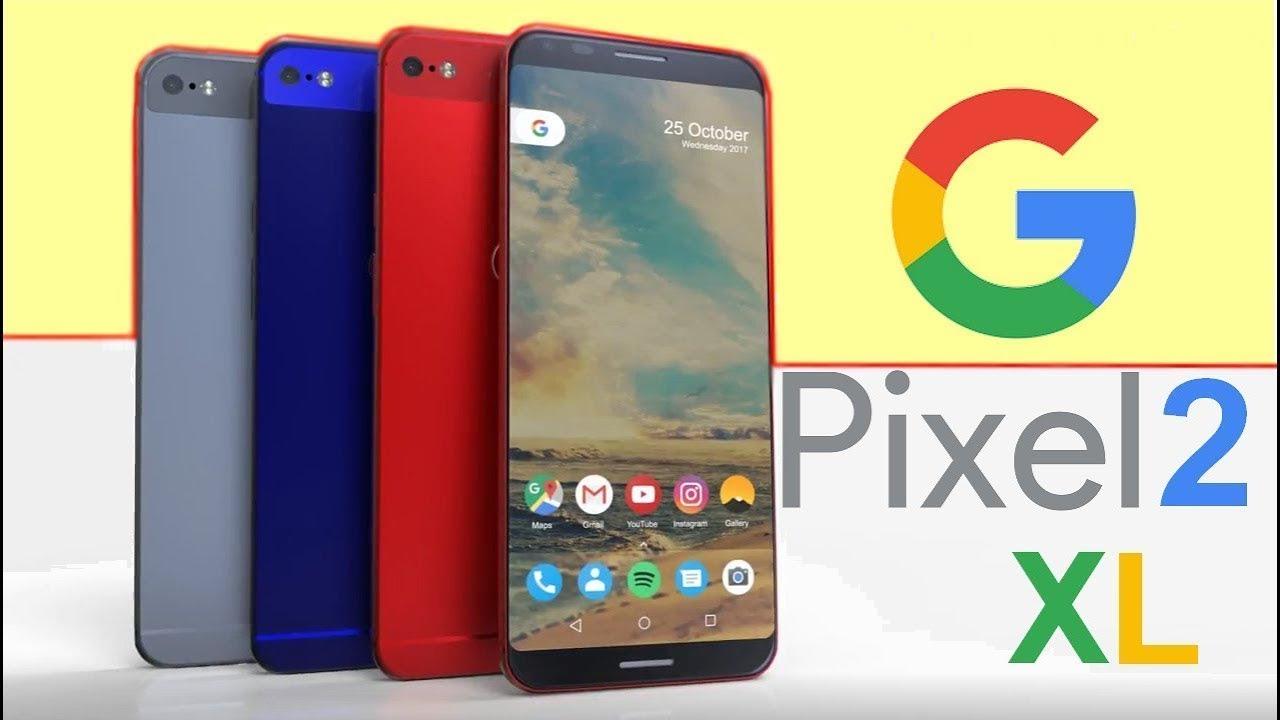 điện thoại Google pixel 2xl +