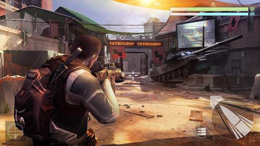 Cover Fire: shooting games- screenshot thumbnail