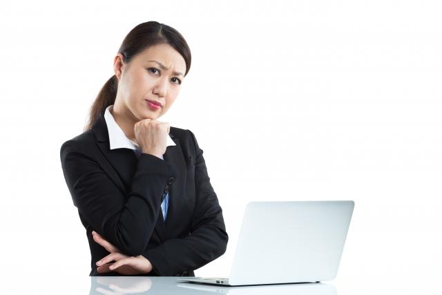 MEO対策会社選びに困っている女性ひとり経営者