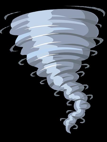 Tornado, Storm, Wind, Rotation